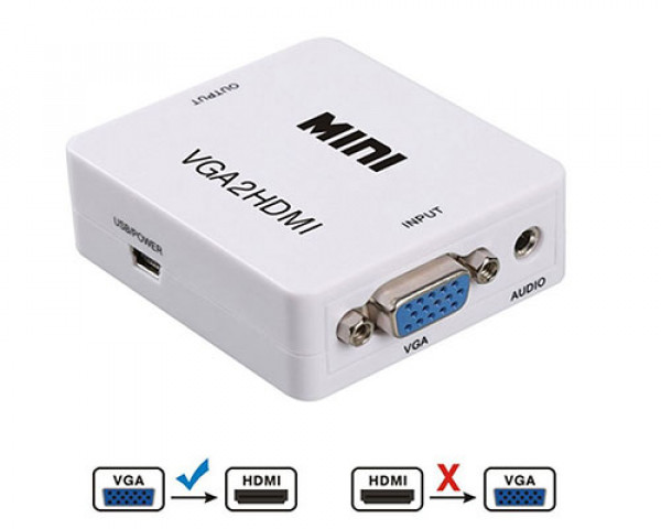 VGA NA HDMI adapter mini VGH-101 beli