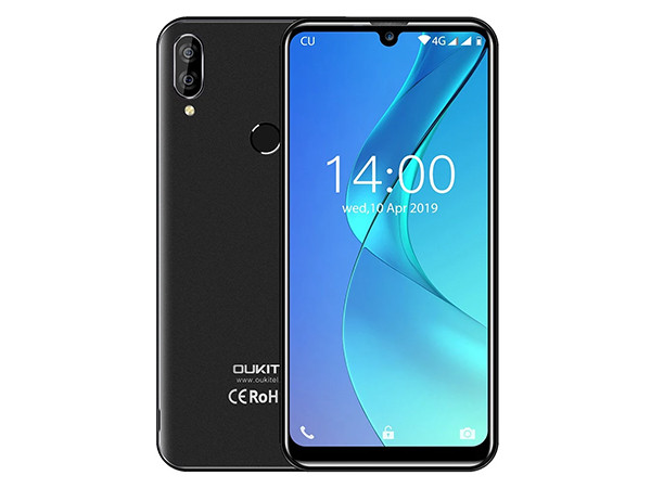 Smart phone4G/MT6761P/Quad-Core 2.0 /5.71''HD/32GB/3GB/Dual 8MP+2MP/5MP/2600mah/Dual/Android9.0 ( 026343 )