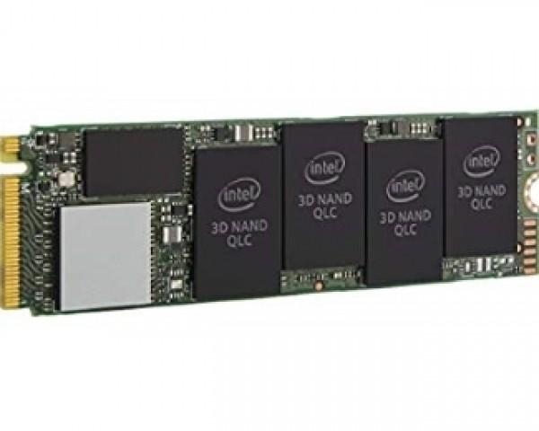 INTEL 512GB M.2 80mm SSD 660p Series SSDPEKNW512G8X1