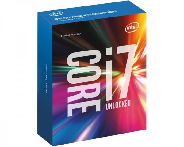 INTEL Core i7-7700K 4-Core 4.2GHz (4.5GHz) Box