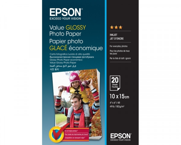 EPSON S400037 10x15cm (20 listova) glossy foto papir