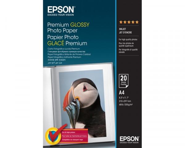 EPSON S041287 A4 (20 listova) Premium Glossy papir