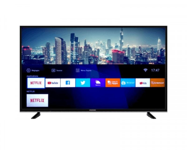GRUNDIG 55'' 55 GDU 7500B Smart UHD TV