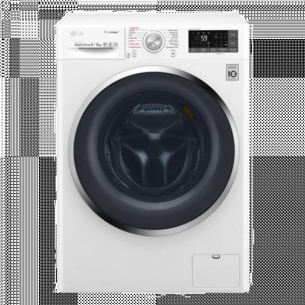 LG Mašina za pranje i sušenje veša F4J8FH2W