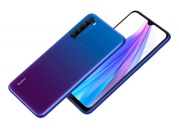 Xiaomi Redmi Note 8 T EU 4+128 Starscape Blue EEA