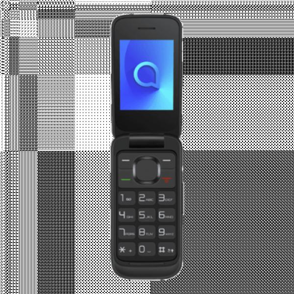 Alcatel 2053D - Volcano Black
