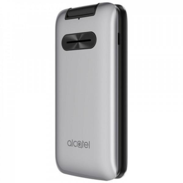 Alcatel 3025X Metallic Silver