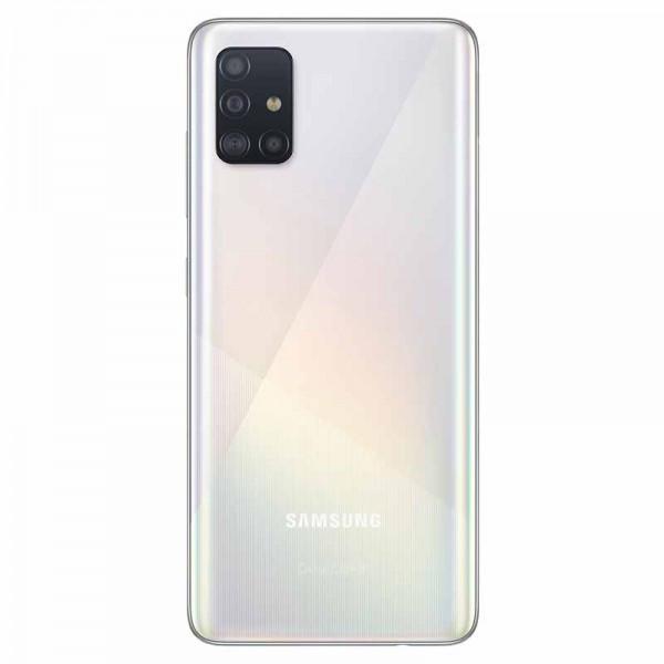 SAMSUNG GALAXY A71 6128GB (SiviSrebrni), 6.7'', 6 GB, 64.0 Mpix + 12.0 Mpix + 5.0 Mpix + 5.0 Mpix