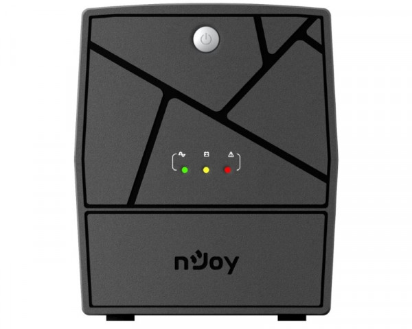 NJOY Keen 1000 USB 600W UPS (UPLI-LI100KU-CG01B)