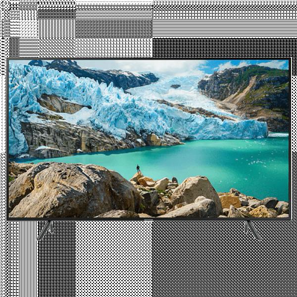 SAMSUNG Televizor SMART (Crni) LED, 65'' UE65RU7172