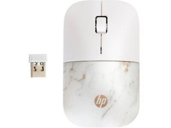 HP ACC Mouse Z3700 Marble Wireless Mouse, 7UH86AA