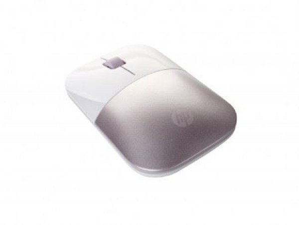 HP ACC Mouse Z3700 Pink Wireless Mouse, 4VY82AA