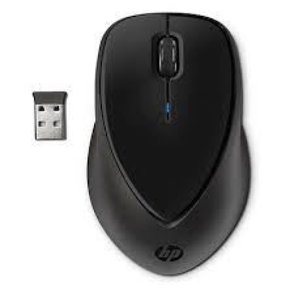 HP ACC Mouse Comfort Grip Wireless Mouse, H2L63AA