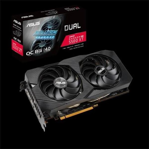 VGA PCIe ASUS DUAL-RX5500XT-O8G-EVO