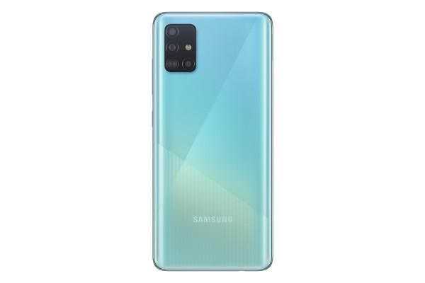 SAMSUNG Galaxy A51 4128GB (Plavi)  6.5'', 4128 GB, 48.0 Mpix + 12.0 Mpix + 5.0 Mpix + 5.0 Mpix