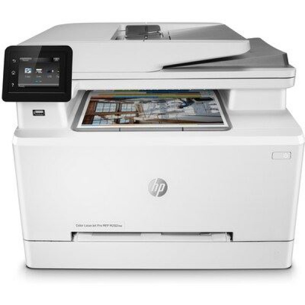 Štampač HP Color LaserJet Pro MFP M282nw Printer, 7KW72A