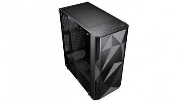 MS PRISM BLACK  midi tower gaming kućište