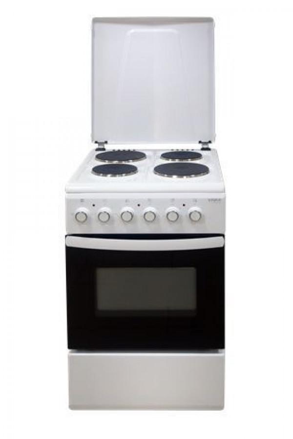 VIVAX HOME električni šporet FC-04502 WH