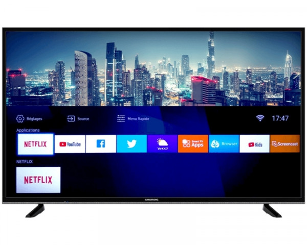 GRUNDIG 43'' 43 GDU 7500B Smart LED 4K Ultra HD LCD TV