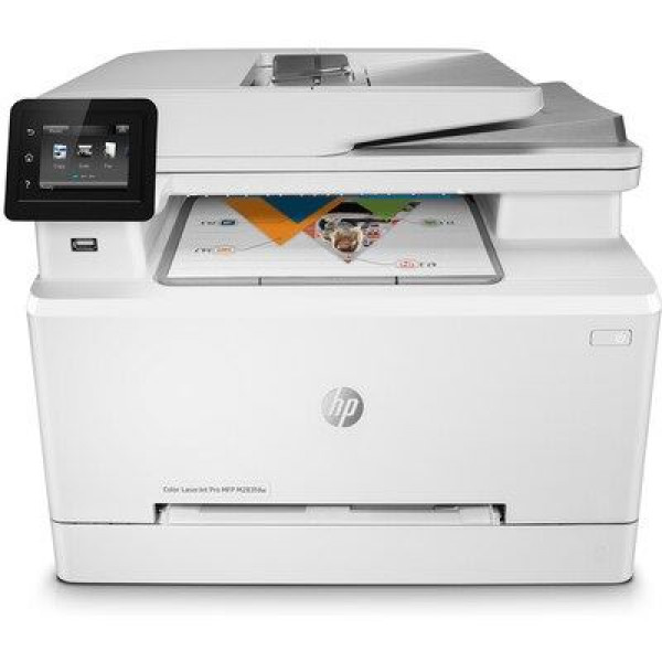 Štampač HP Color LaserJet Pro MFP M283fdw Printer, 7KW75A