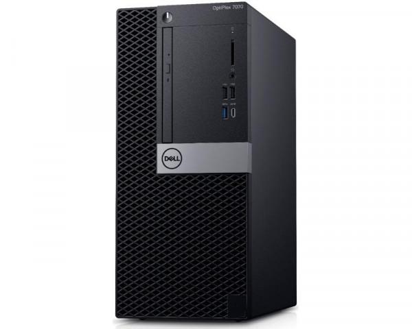 DELL OptiPlex 7070 MT i7-9700 8GB 256GB SSD DVDRW Win10Pro 3yr NBD