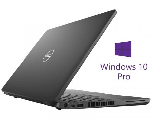 DELL Latitude 5500 15.6'' FHD i5-8265U 8GB 256GB SSD Backlit FP Win10Pro 3y NBD
