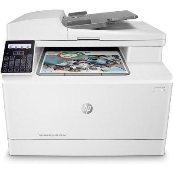 Štampač HP Color LaserJet Pro MFP M183fw Printer, 7KW56A