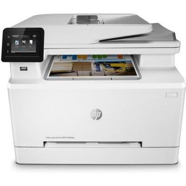 Štampač HP Color LaserJet Pro MFP M283fdn Printer, 7KW74A