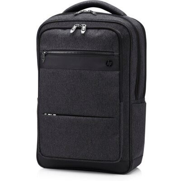 HP ACC Case Backpack Exec black 17.3, 6KD05AA