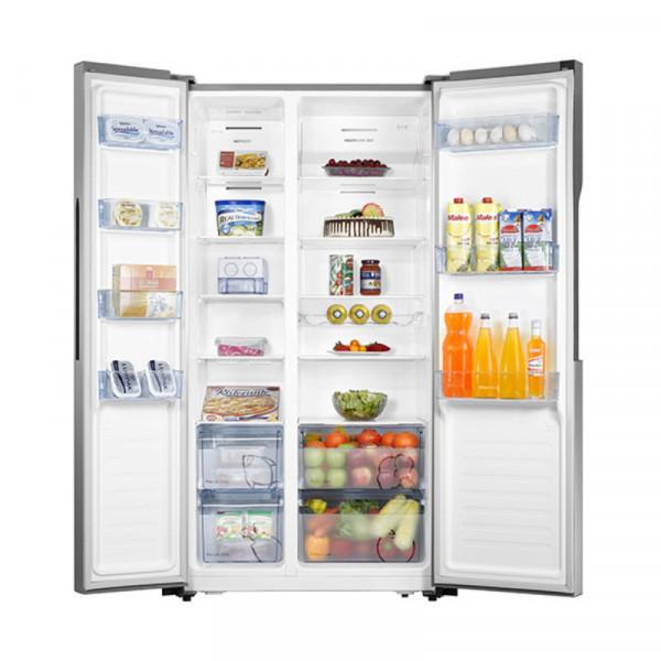 Side by side frižider Gorenje NRS9181MX
