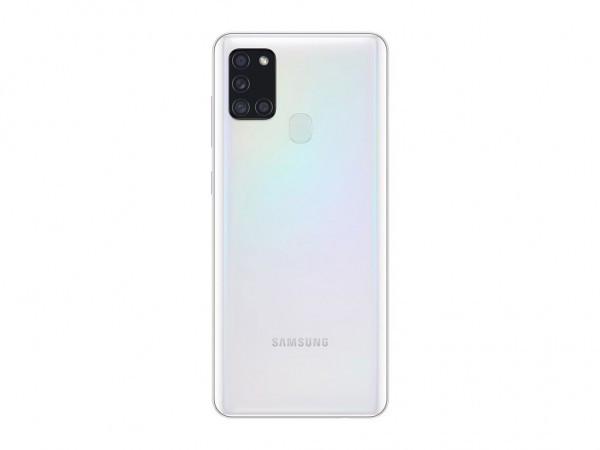 SAMSUNG Galaxy A21s (Bela), 6.5'', 464GB, 48Mpx+8Mpx+2Mpx+2Mpx