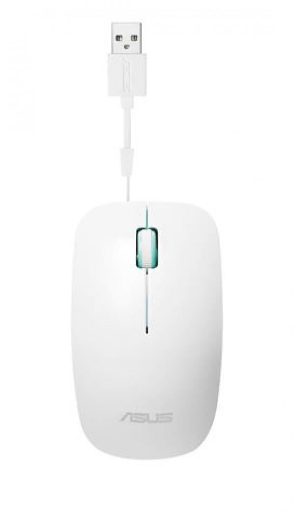 Asus miš UT300, beli