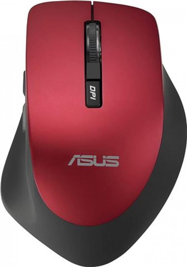Asus miš WT425, crveni
