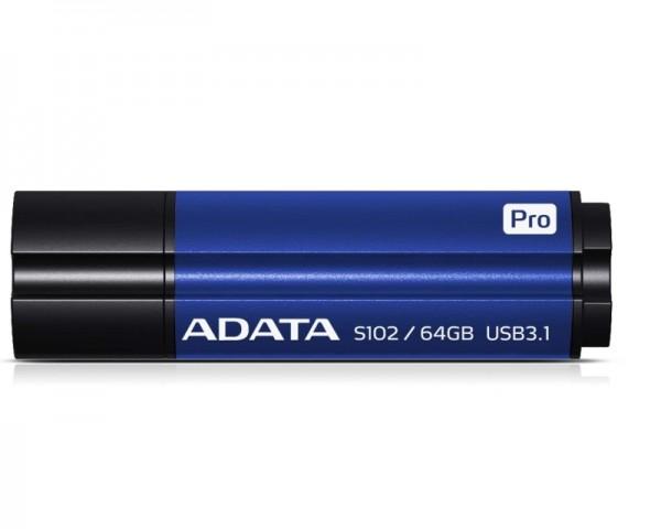 A-DATA 64GB 3.1 AS102P-64G-RBL plavi