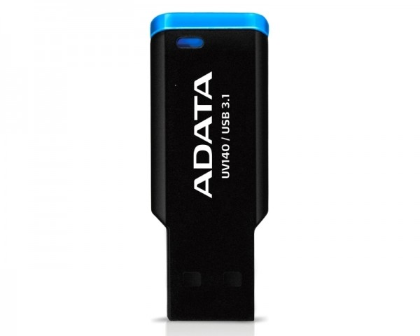 A-DATA 64GB 3.1 AUV140-64G-RBE crno plavi