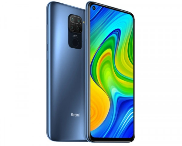 XIAOMI Redmi Note 9 4+128 Midnight Grey
