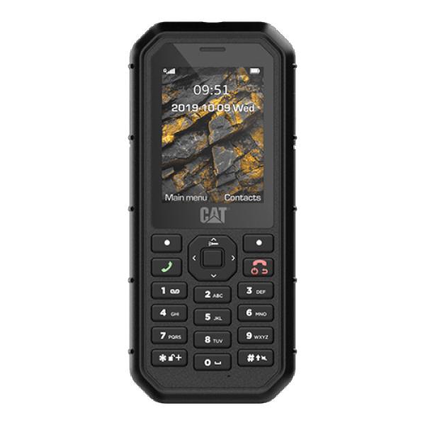 CAT B26 DS Mobilni telefon (Crna) 2.4'', 8 MB, 2.0 Mpix, 1500 mAh