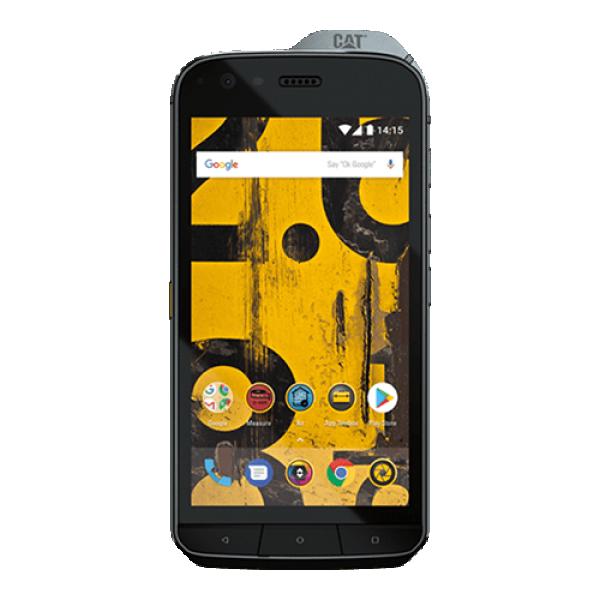 CAT S61 DS Mobilni telefon (Crna) 5.2'', 464GB, 16.0 Mpix