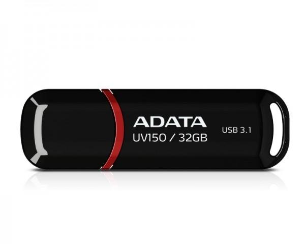A-DATA 32GB 3.1 AUV150-32G-RBK crni