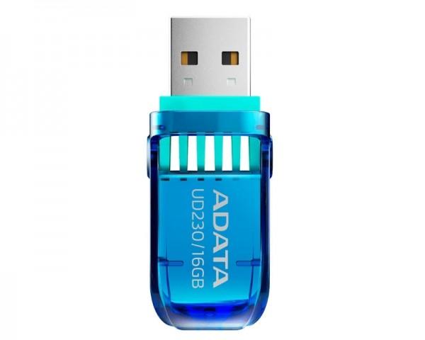 A-DATA 16GB 2.0 AUD230-16G-RBL plavi