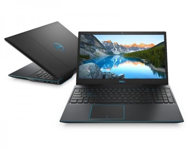 DELL G3 3500 15.6'' FHD i5-10300H 8GB 512GB SSD GeForce GTX 1650Ti 4GB Backlit crni 5Y5B