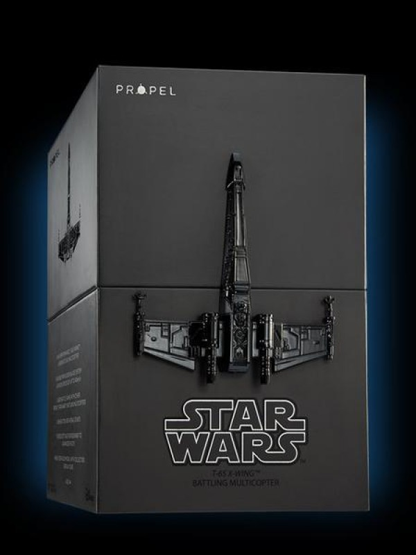 Star Wars - X Wing Deluxe Box 032768