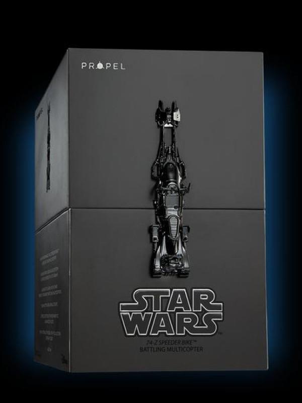 Star Wars - Speeder Bike Deluxe Box 032767