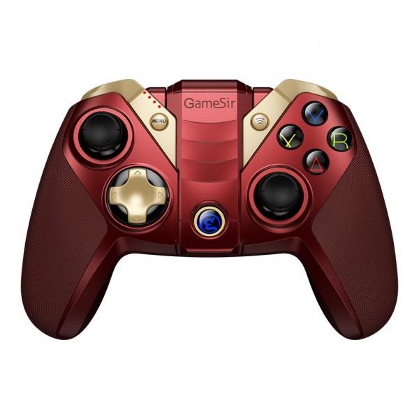 M2 Bluetooth MFI Game controller Red 033078