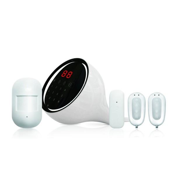 W100 Wi-Fi/PSTN Alarm System