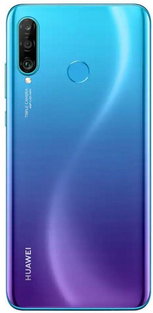 HUAWEI P30 Lite (Plava), 6.15'', 6256GB, 24Mpx + 8Mpx + 2Mpx