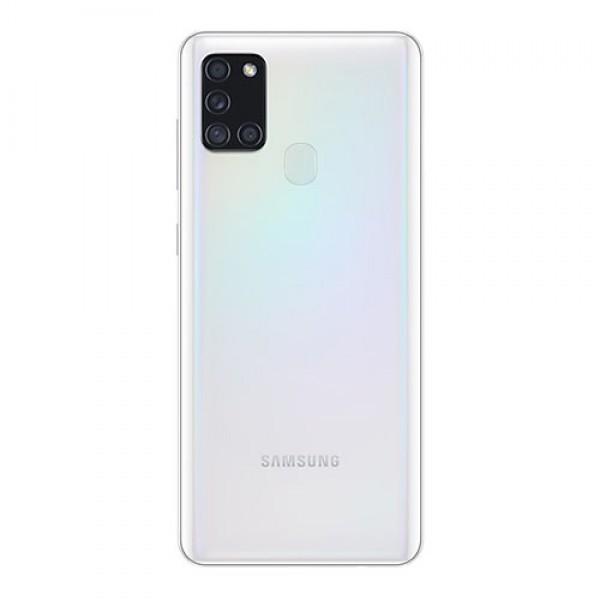 SAMSUNG Galaxy A21S (Bela), 6.5'', 332GB, 48Mpx + 8 Mpx + 2Mpx + 2Mpx