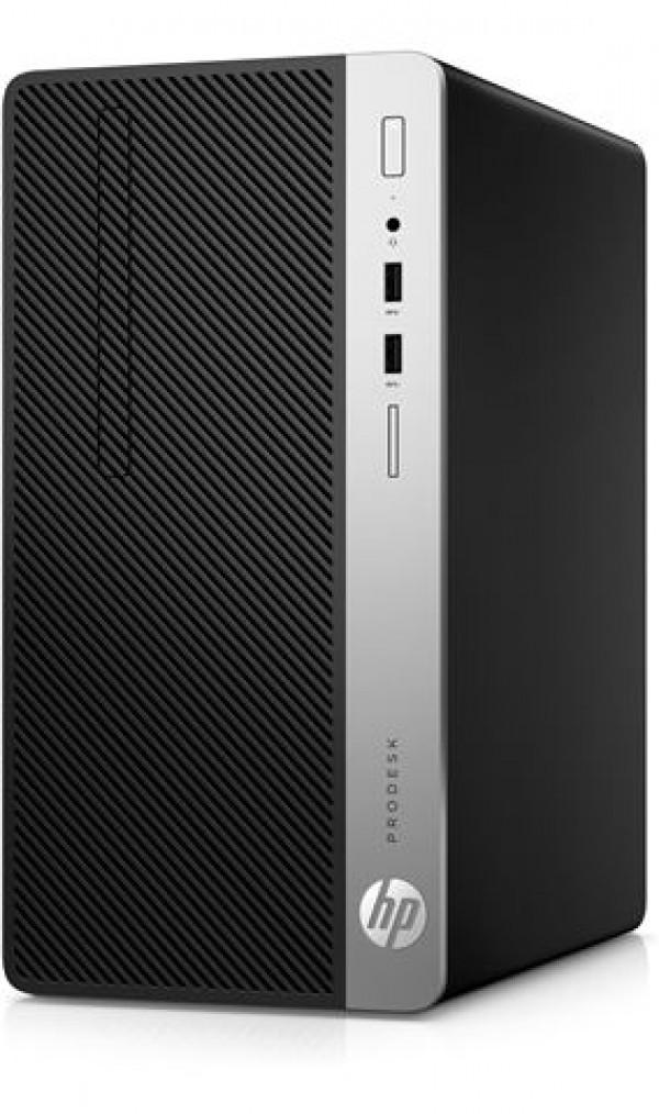 HP DES 400 G6 MT i3-9100 4G1T W10p, 7EL63EA