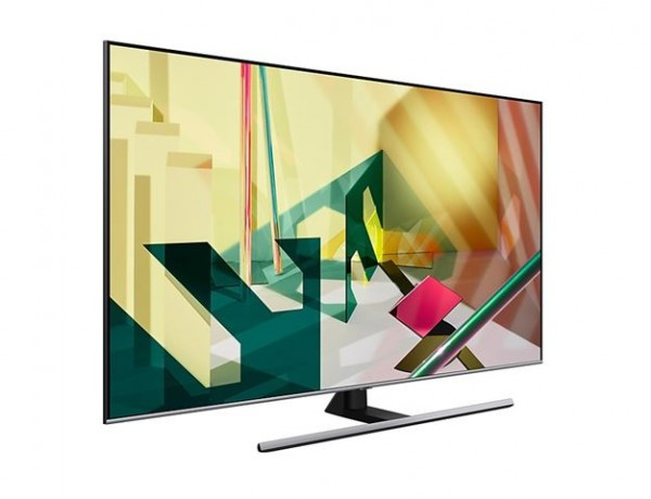 SAMSUNG QLED TV QE55Q75TATXXH, QLED, SMART