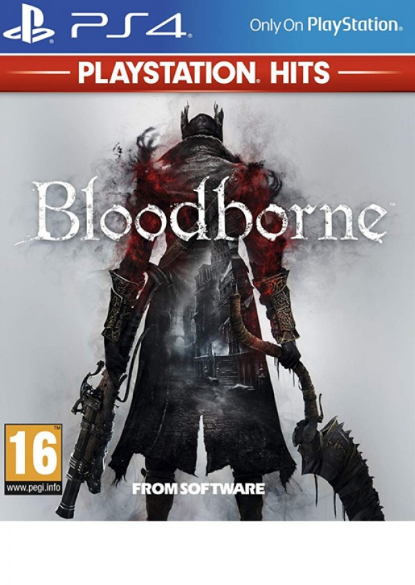 PS4 Bloodborne Playstation Hits